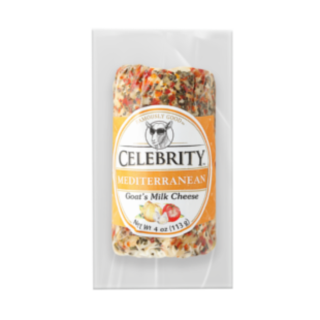 Celebrity - Mediterranean Goat Cheese Product Image