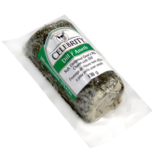 Celebrity - Dill Goat Cheese Product Image