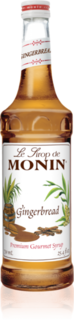 Monin Gingerbread Syrup Product Image