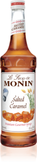 Monin Salted Caramel Syrup Product Image