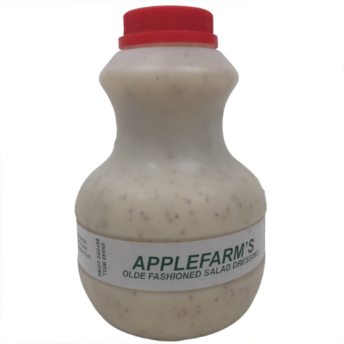 Garlic King - Apple Cider Vinegar Salad Dressing  Product Image