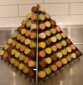 Macaron Pyramid Stand for all your Events Product Image