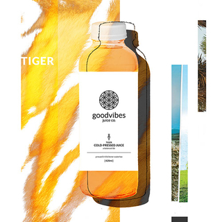 Goodvibes Juice Co - Tiger  Product Image