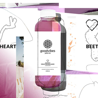 Goodvibes Juice Co - Heartbeet Product Image