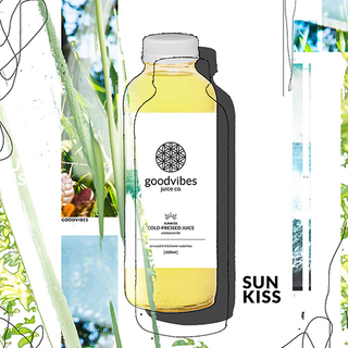 Goodvibes Juice Co - Sunkiss Product Image