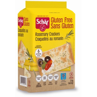Schar - Rosemary Crackers 210g Product Image