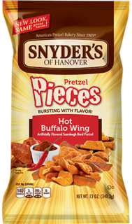 Snyder's - Hot Buffalo Wing Product Image