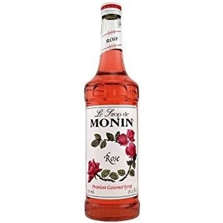 Monin's Rose Syrup Product Image