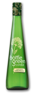 Bottle Green Elderflower Cordial Product Image