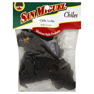 San Miguel - Ancho Chile Peppers Product Image