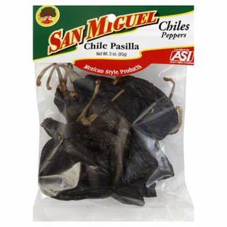 San Miguel - Pasilla Chile Peppers Product Image