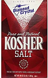 Diamond Crystal  Kosher Salt Product Image