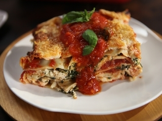 Grab and Go - Vegetable Lasagna (500g) Product Image