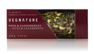 VegNature - Nuts and Cranberries Product Image