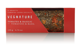 VegNature - Tomatoes and Basil  Product Image