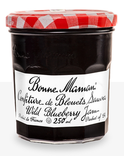 Bonne Maman - Wild Blueberry Jam  Product Image