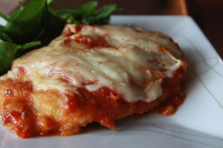 Chicken Parmigiana Product Image