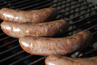 Italian Sausage- Hot Product Image