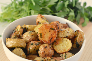 Potatoes- Garlic Parsley Product Image