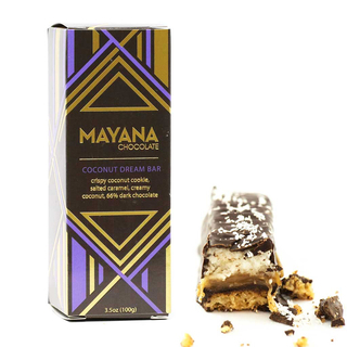 Mayana - Coconut Dream Bar  Product Image