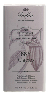 Dolfin - 88% Dark Chocolate  Product Image