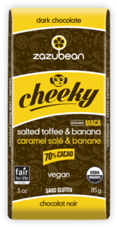 Zazu Bean - Cheeky  Product Image