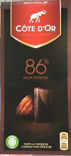Cote D'Or - 86%  Product Image