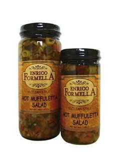 Enrico Formella    - Hot Muffuletta Salad 375ml Product Image