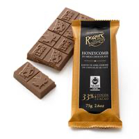 Rogers - Honeycomb Milk Chocolate Bar  Product Image