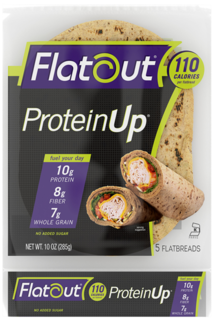 Flatout - Protein Up - Core 12  Product Image