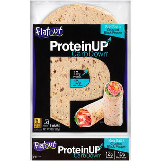 Flatout - Protein Up - Sea Salt Black Pepper Product Image