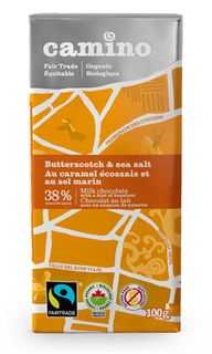 Camino - Butterscotch and Sea Salt  Product Image