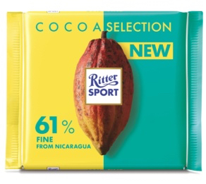 Ritter Sport - Dark Chocolate 61% Product Image