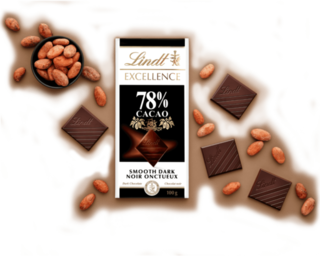 Lindt - 78% Smooth Dark Excellence Product Image