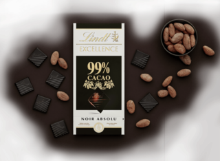 Lindt - 99% Absolute Dark Excellence Product Image