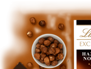 Lindt - Excellence Hazelnut Product Image