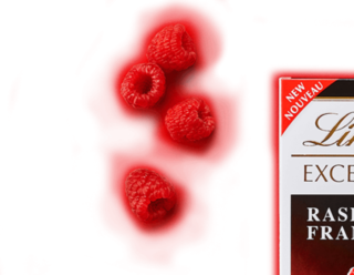 Lindt - Excellence Raspberry  Product Image