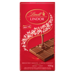 Lindt - Lindor Milk Chocolate  Product Image