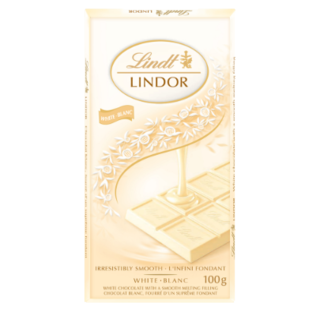 Lindt - Lindor White Chocolate  Product Image