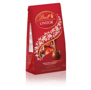 Lindt - Lindor Milk Chocolate Bag Product Image