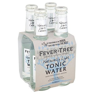 Fever Tree Tonic Water- Naturally Light