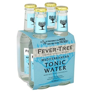 Fever Tree Tonic Water- Mediterranean Product Image