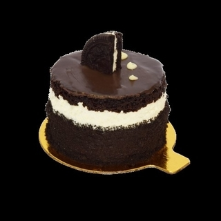 Oreo Cookie Cheesecake-Individual Cake Product Image