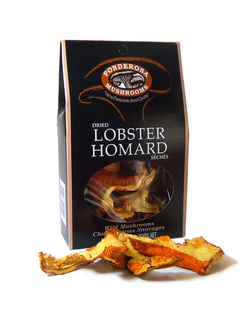 Ponderosa Dried Lobster Mushrooms Product Image