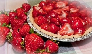 Shakespeare  Strawberry Rhubarb Pie Product Image