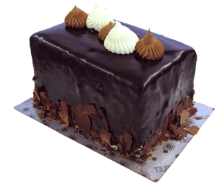Black and White Cakelet Product Image