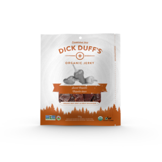 Dick Duff's - Sweet Chipotle Beef Jerky  Product Image