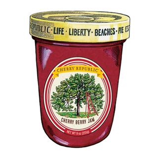 Cherry Republic - Cherry Berry Jam 9oz Product Image