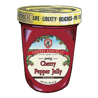 Cherry Republic - Pepper Jelly 9oz Product Image