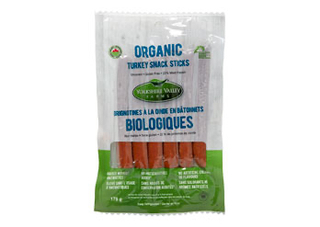 Yorkshire Valley - Organic Turkey Sticks 175g Product Image